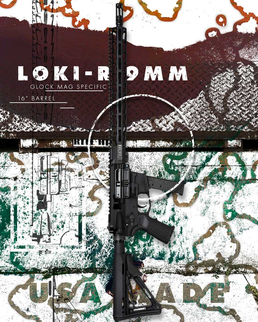 LOKI 9MM AR9 CARBINE