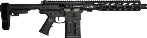 LEVIATHAN DEFENSE HELLMOUTH PISTOL .308 CALIBER